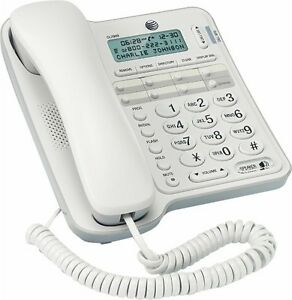 AT&T Corded Phone Telephone Landline Speakerphone CL2909 ( Fast-USPS Shipping )