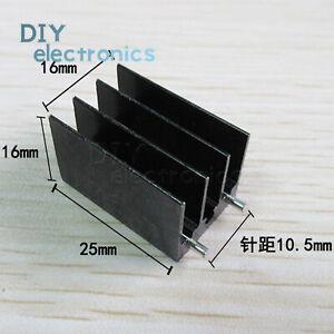 10PCS-50PCS-16-16-25MM-Transistors-Aluminum-Heat-Sink-Radiator-TO-220-US