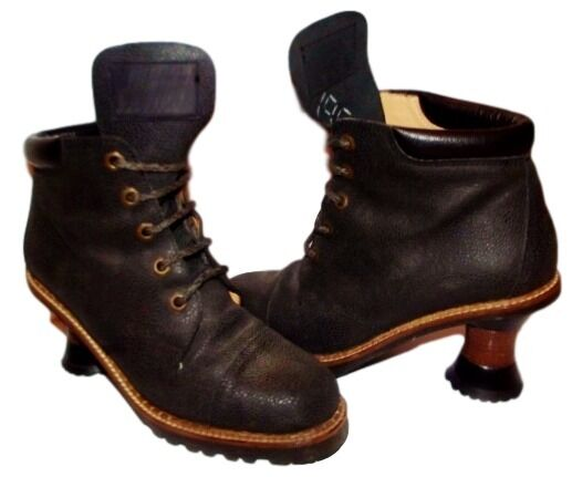 GAULTIER JEAN PAUL BOTTINES COLLECTOR TALONS CURVE T 40