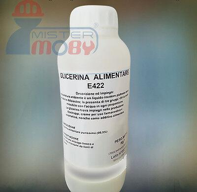 GLICERINA ALIMENTARE PURISSIMA 2 KG GLICEROLO E422 X OGNI USO SPEDIZIONE IN 24H!