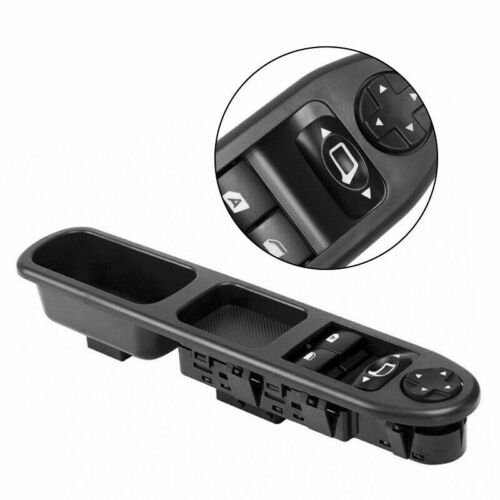 Right Driver Side Window Control Switch Button 6554QC For Peugeot 207 Citroen C3
