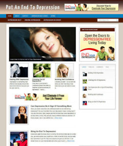ENDING-DEPRESSION-BLOG-AFFILIATE-STORE-amp-WEBSITE-WITH-NEW-DOMAIN-AND-HOSTING
