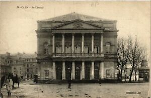 CPA-Caen-Le-Theatre-515760