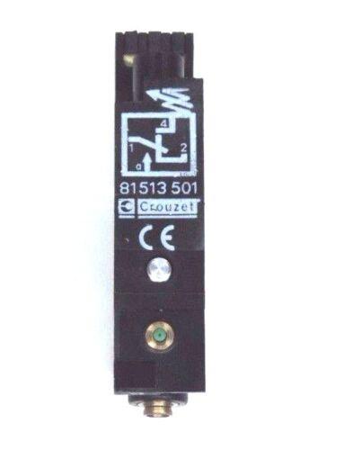 NIB CROUZET 81513501 PRESSURE SWITCH ADJ LOW PRESS TRIP 220//230V 0.3//1.2BAR 5A