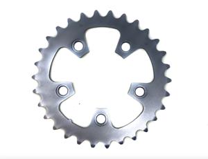 Shimano Ultegra 30T 74mm BCD 3 x 10 Lower Strada Bicicletta Paracatena FC-6603