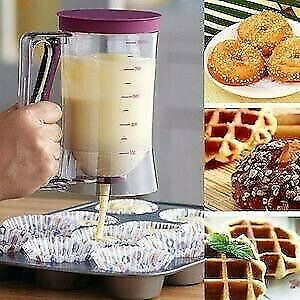 Batter Dispenser, ideal for pancakes, muffins, cakes and cupcakes. New. R199.00.