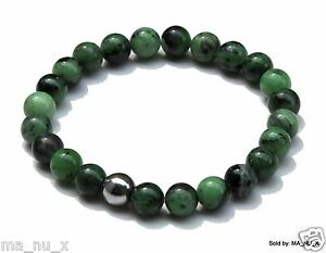 Image Is Loading Crystal Ruby Zoisite Bracelet Holistic Design To Help