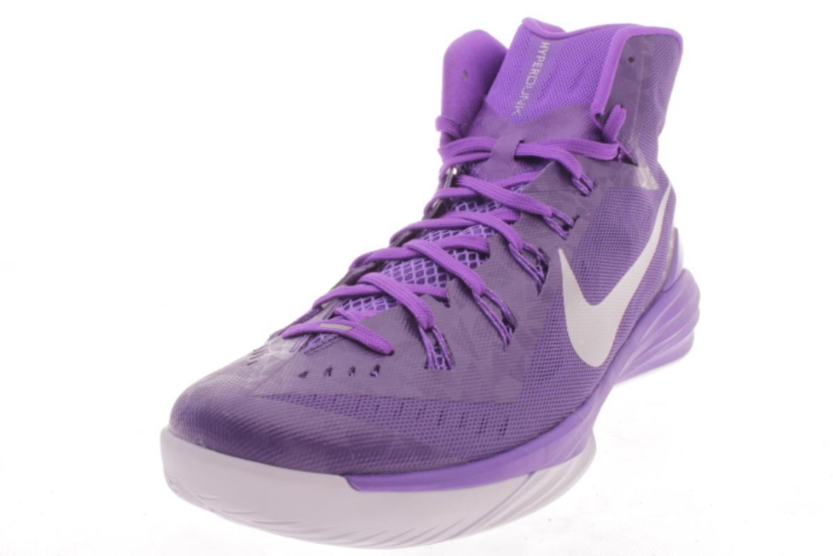 Mens Large Size  Nike Hyperdunk Lunarlon TB Purple Athletic Shoes 17 M..329B