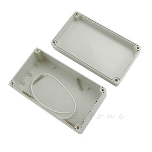 158x90x60mm-Waterproof-Plastic-Electronic-Project-Box-Enclosure-Cover-CASE