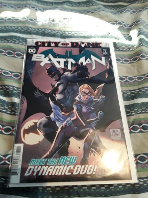 Batman #77 NM 9.4 1st Print Death Of Alfred