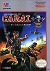 Cabal (Nintendo Entertainment System, 1990)