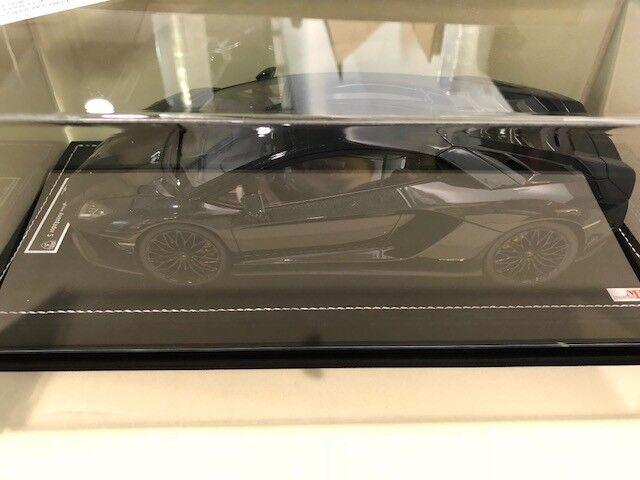 Modellauto Lamborghini Aventador S Handmade by MR Collection Models