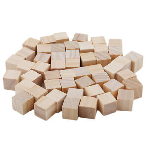 Wood-Cubes-Natural-Unfinished-Wooden-Blocks-Craft-Small-Wood-Square-Block-DB