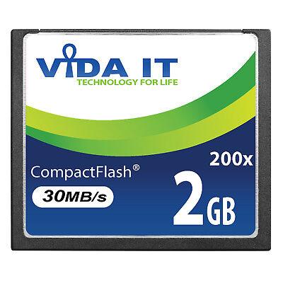 8GB CompactFlash Speicherkarte Compact Flash Karte CF für Nikon D200