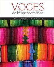 World Languages: Voces de Hispanoamerica by Malva E. Filer and Raquel...
