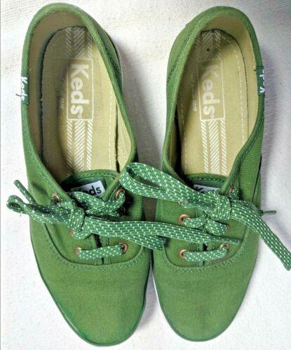 KEDS Canvas Sneakers Woman's size 5.5 (EU35.5) Ret