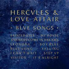 HERCULES & LOVE AFFAIR-BLUE SONGS - CD NUOVO