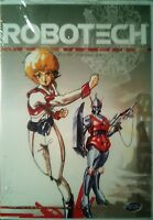 Robotech The Masters The Classic Animated Series A Threat The War Continues