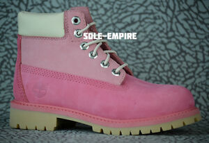 Timberland-6-Inch-Classic-TB02232B-Pink-Youth-PS-New-in-Box-Kids-Girls-Boots