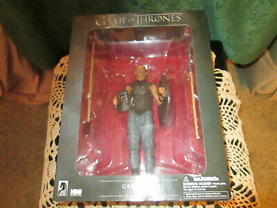 Sealed Game of Thrones Grey Worm Dark Horse Deluxe Action Figure New
