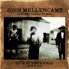 Performs Trouble No More: Live at Town Hall by John Mellencamp (CD, Jul-2014, Mercury)