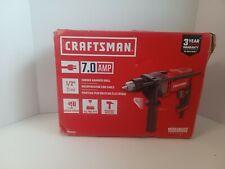 Craftsman 70 Amp Corded Hammer Drill 12 Very Nice