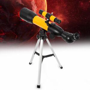 Zoom-36-120X50-Angled-Spotting-Scope-Astronomical-Telescope-Waterproof-W-Tripod