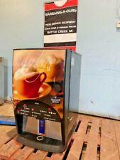 Bunn Slcc 6 6 Flavors Coffee Hot Chocolate Cappuccino Espresso Digital Machine