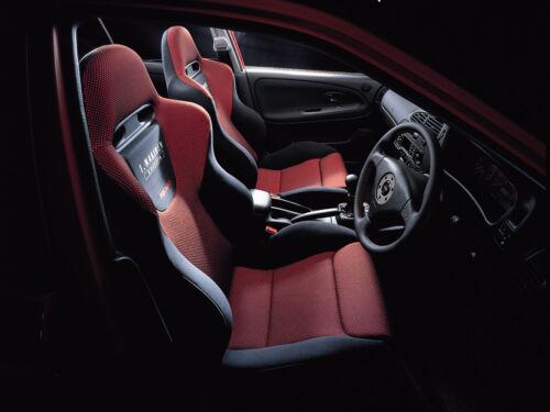 Mitsubishi Evo Evolution 5 6 7 8 9 Tailored Protective RECARO Seat Cover
