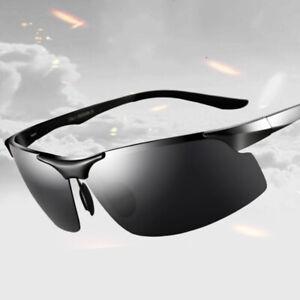 Aluminum-HD-Polarized-Photochromic-Sunglasses-Men-Sports-Transition-Lens-Eyewear