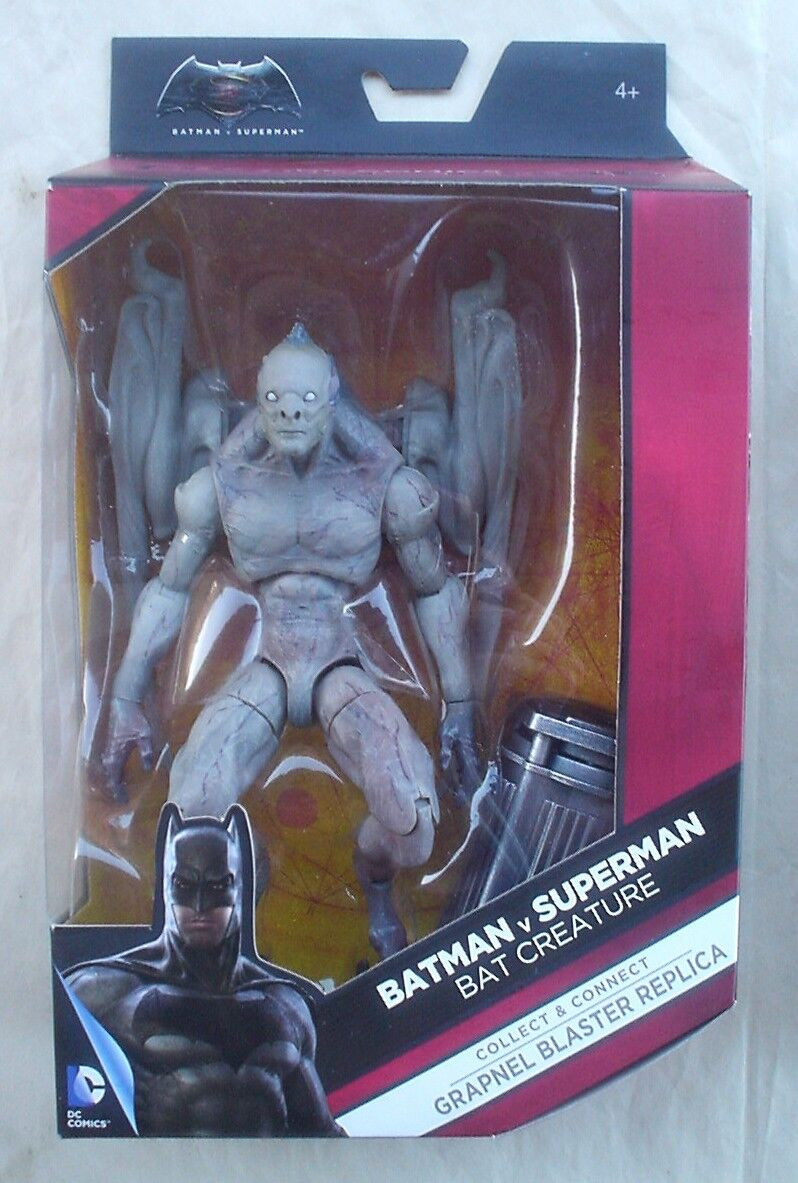 LEX LUTHOR & BAT CREATURE DC Multiverse Batman Vs Vs Vs Superman 6  figure Mattel 2015 094b8f