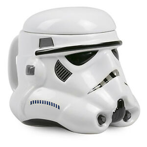 NEW Star Wars Movie STORMTROOPER Helmet Coffee Mug Christmas Gift STW020006