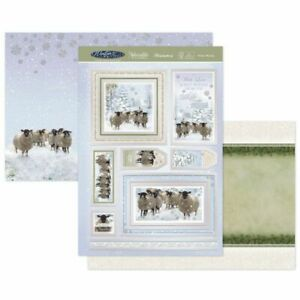 Hunkydory Crafts Winter Forest A Winters Wish A4 Topper Set