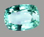 thumbnail 3 - AAA 34.00 Ct Natural Bi-Color Flawless Parti Sapphire Cushion CERTIFIED Gemstone