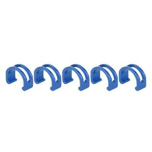 RISK 5pcs Bike MTB C-Clips Buckle Hose Brake Line Gear Cable Bicycle Accessory
