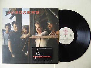 JoBoxers-Like-Gangbusters-1983-Vinyl-LP-BOXXLP1-with-fold-out-Pictures-on-Sleeve