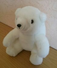 Plüschtier  Eisbär