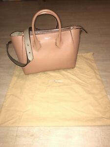 3586937c90fa Image is loading NWT-MICHAEL-KORS-COLLECTION-HELENA-Large-French-Calf-