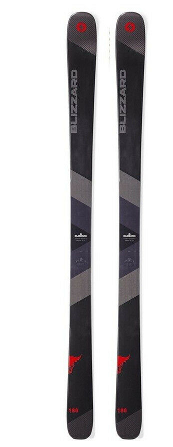 Blizzard Brahma snow skis 187 cm (BINDING options available) NEW 2019