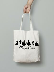 disney-princess-squad-goals-tote-bag-shopper-disney-wedding-princess-gold