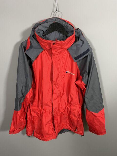 Berghaus Gore Tex Pro Shell Jacke Medium Rot Super Zustand Herren