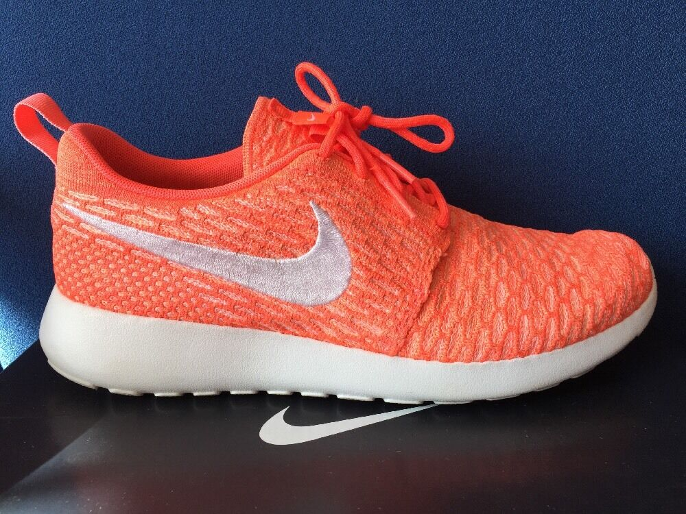 Nike Donna sz roshe scappare sz Donna 10 flyknit lava sunset glow rosa 794927-800 0138ca