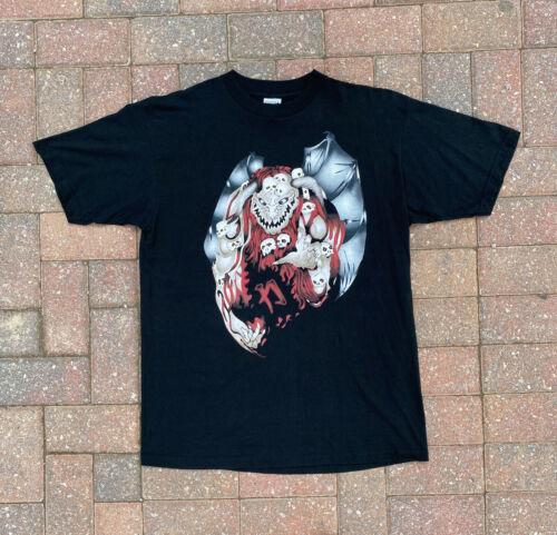 Vintage WCW Wrestling Vampiro XL T-shirt T Shirt T