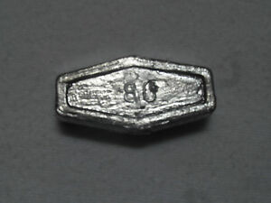 Kleines Angelzubehör x 50 g.= 500gSARGBLEI-GRUNDBLEI-SECHSKANTBLEI-SPARPAKET 10 stk