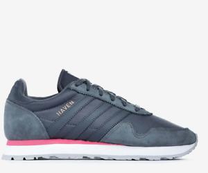 ADIDAS-Haven-Women-039-s-Classic-Running-Sneakers-CQ2524-Onix-Onix-sz-7-9