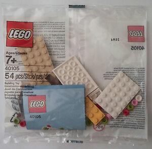 LEGO® 40105 Lebkuchenhaus Gingerbread Promo Polybag  Neu /& OVP selten 6062059