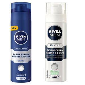 24-70-1L-200ml-Nivea-Espuma-de-afeitar-Men-Sensitive-Protect-amp-Cuidado