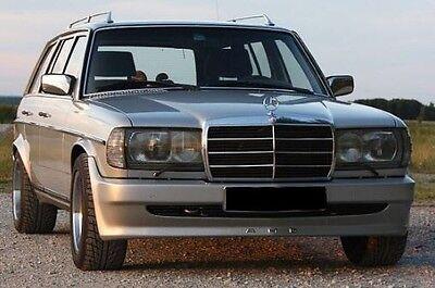 Mercedes Benz W123 Bumper Spoiler Amg Replica Bodykit Lip Sideskrts | eBay