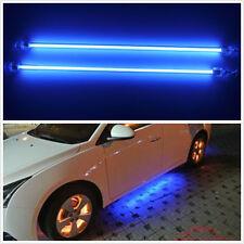 4 X Car BLUE Undercar Underbody Neon Kit Lights CCFL Cold Cathode Long DIY