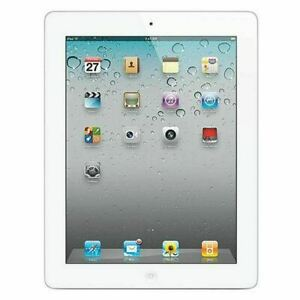 Apple iPad 4 16Go WiFi Blanc parfait état Reconditionné A.A697